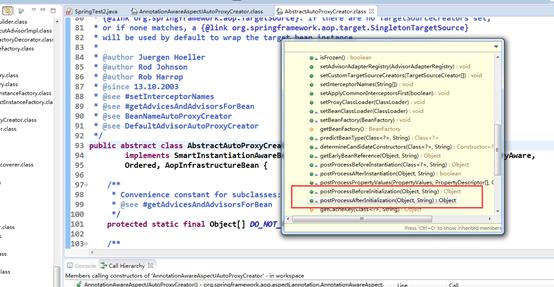 Spring源码之Aop、SpringMVC执行流程源码分析
